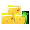 opt to Choose NSF Folders